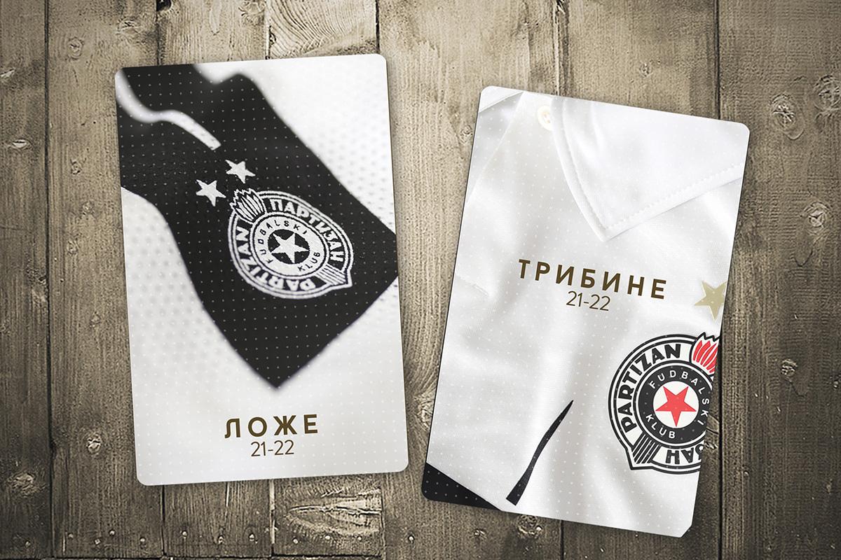 SEZONSKA ULAZNICA - FK PARTIZAN 2021/2022